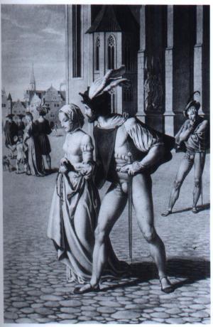 Faust,_Gretchen_und_Mephisto_vor_dem_Dom