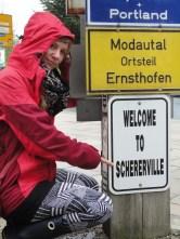 Schererville in Hof