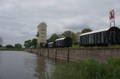 Verladeturm in Groß Neuendorf