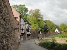 Stadtmauer in Neubrandenburg I