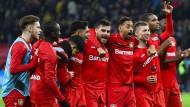Gegen den BVB ein Zeichen gesetzt: Mit Bayer Leverkusen ist zu rechnen in dieser Saison.