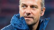 """""""Wir haben das als Team besprochen. Grundsätzlich halte ich nicht viel von Strafen"""": Hansi Flick"""