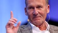 """""""Solidarfonds klingt ja erstmal gut, aber ..."""": Hans-Joachim Watzke"""