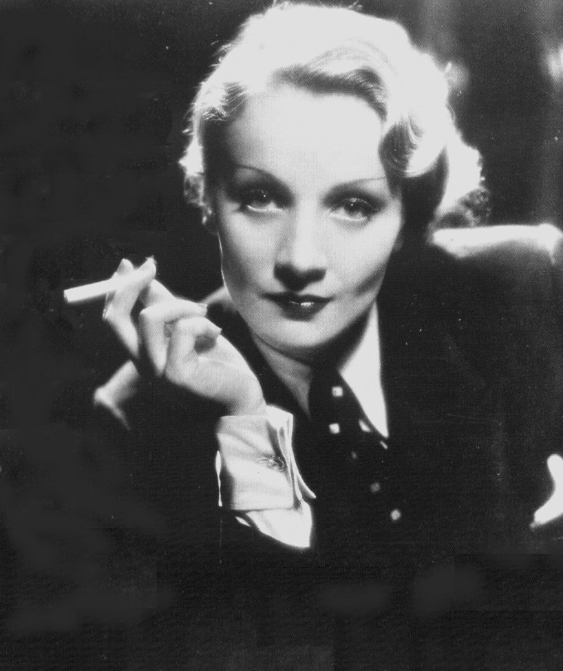 Vortrag über Marlene Dietrich