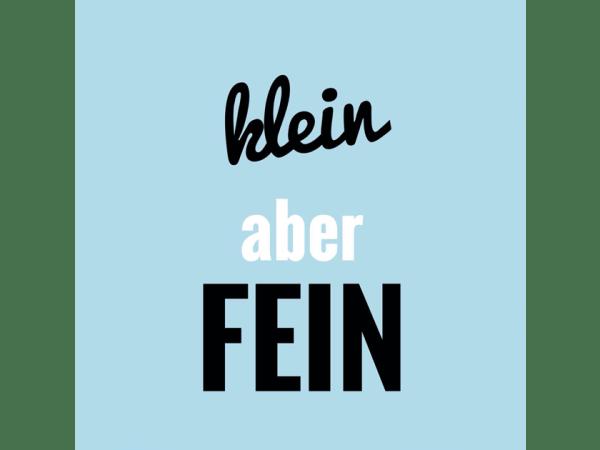Klein, Aber Fein  Deutschwortschatz  Der Schatz Der