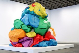 Play Doh. Jeff Koons