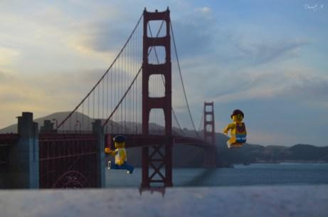 Lego, San Francisco