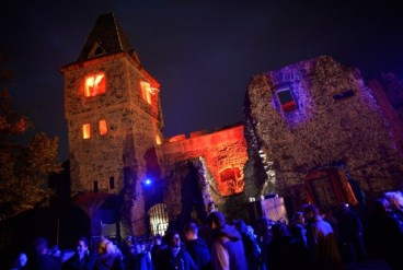 Chateau de Frankeinstein