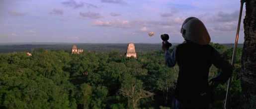 Maya de Tikal star wars