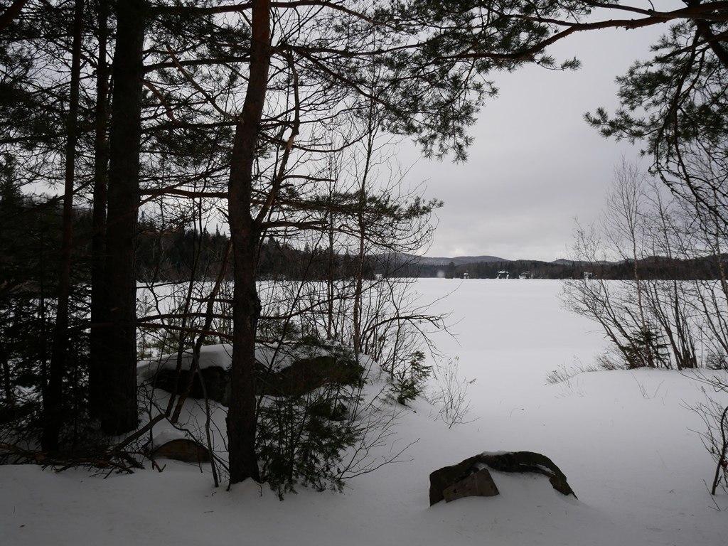 Lac Supérieur Laurentides Québec