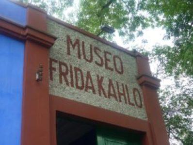 Museo Frida Kahlo - Coyoacan