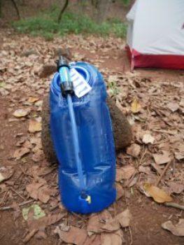 Système de filtration et de purification d'eau