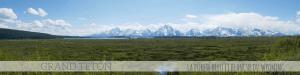 Grand Teton, la pureté bleu et blanche du Wyoming