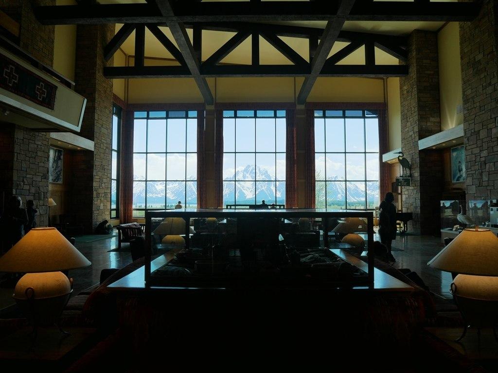 Jackson Lodge à Grand Teton