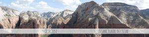 4 MOIS ETATS-UNIS CANADA Zion le sanctuaire de Utah