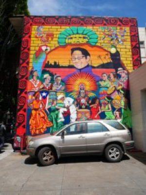 Murales Quartier Mission - San Francisco