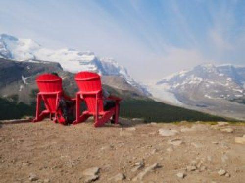 Wilcox Pass Trail à Jasper