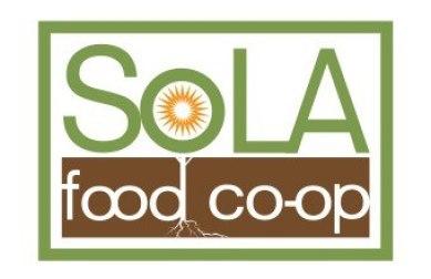 © SoLA Food Co-op - Logo