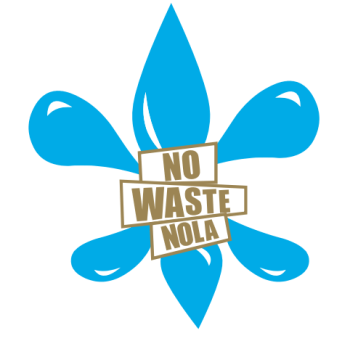 No Waste NOLA Logo