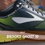 Test Brooks Ghost 10