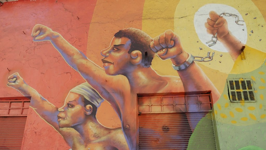 Murale Barrio Bellavista