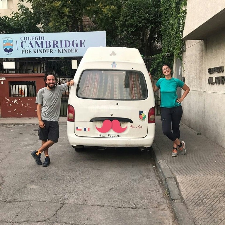 Notre Van !