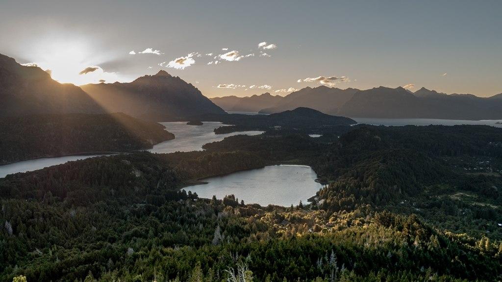 Cerro Campanario à Bariloche