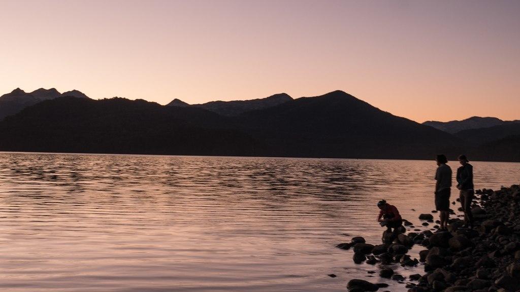 Soirée vanlife ruta de los siete lagos