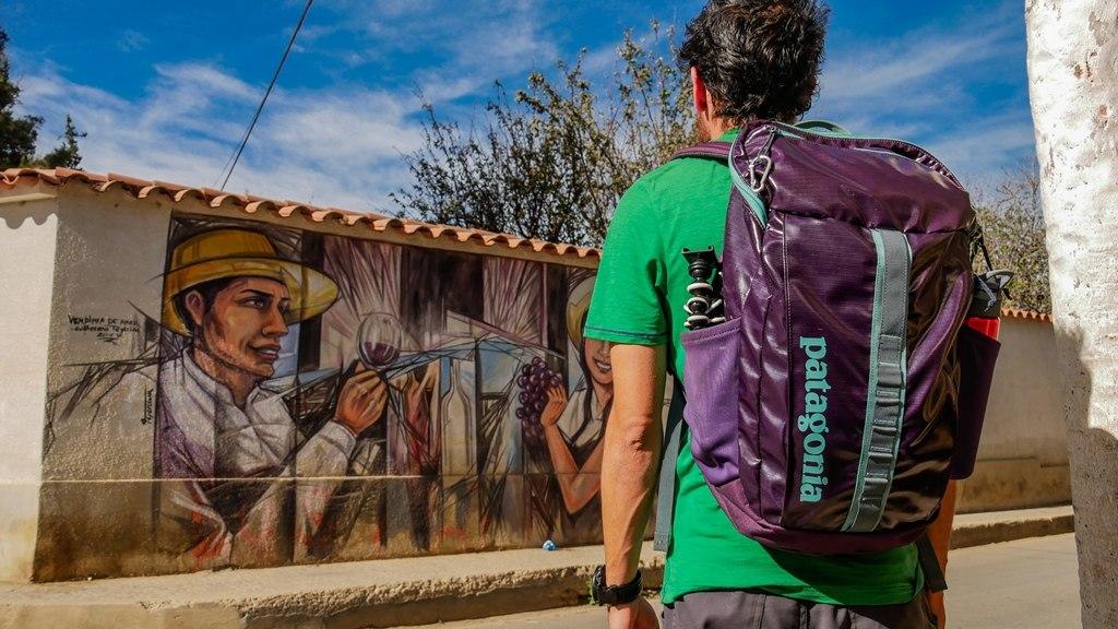 Patagonia Black Hole Backpack 25L : Exploration urbaine