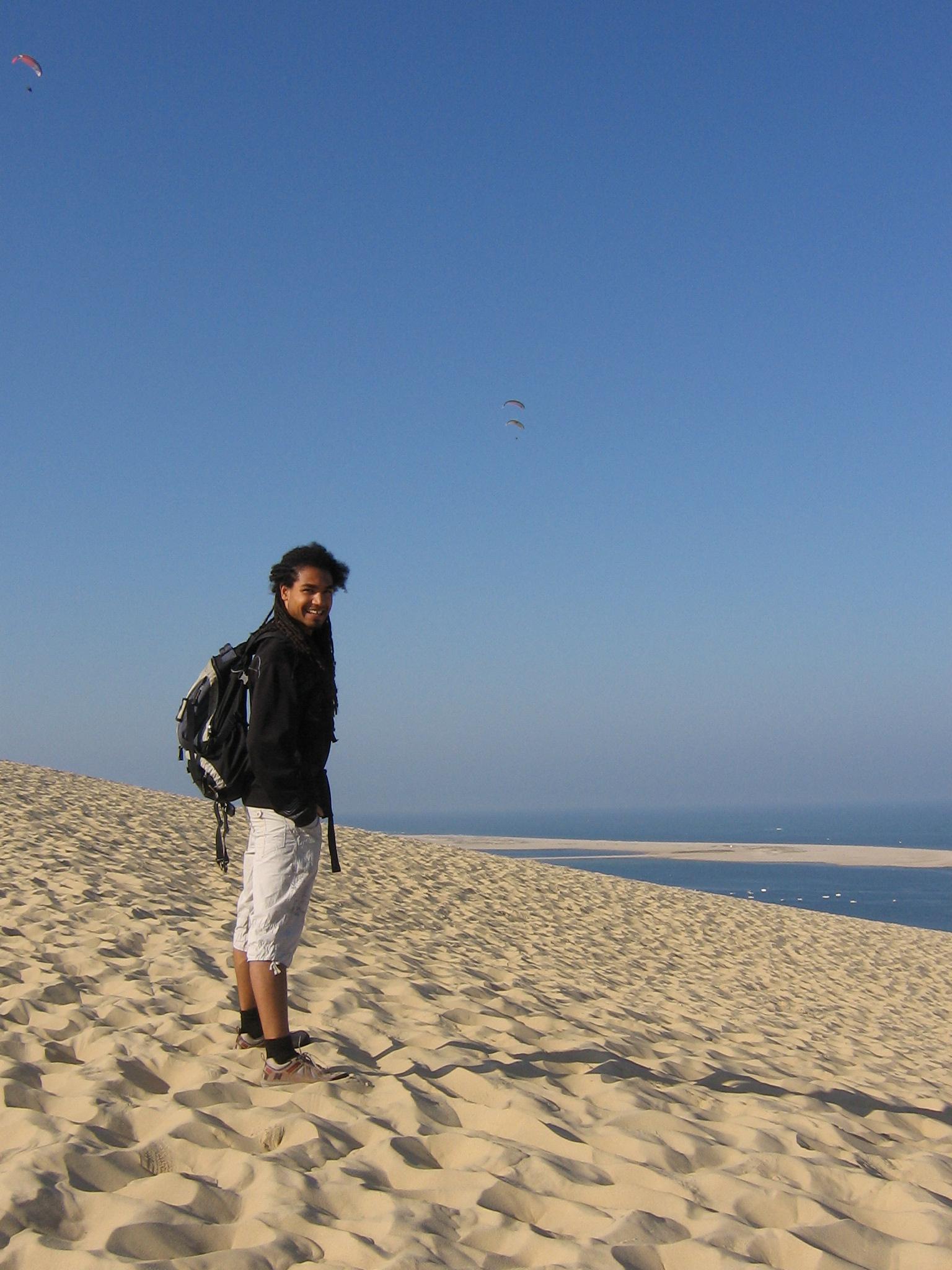 La Dune Du Pilat En Photos I Deux Lys Bordeaux