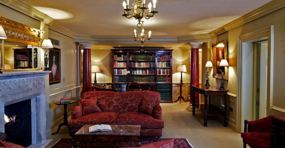 Hazlitts  Luxury Hotel in Soho London  les Deux Messieurs