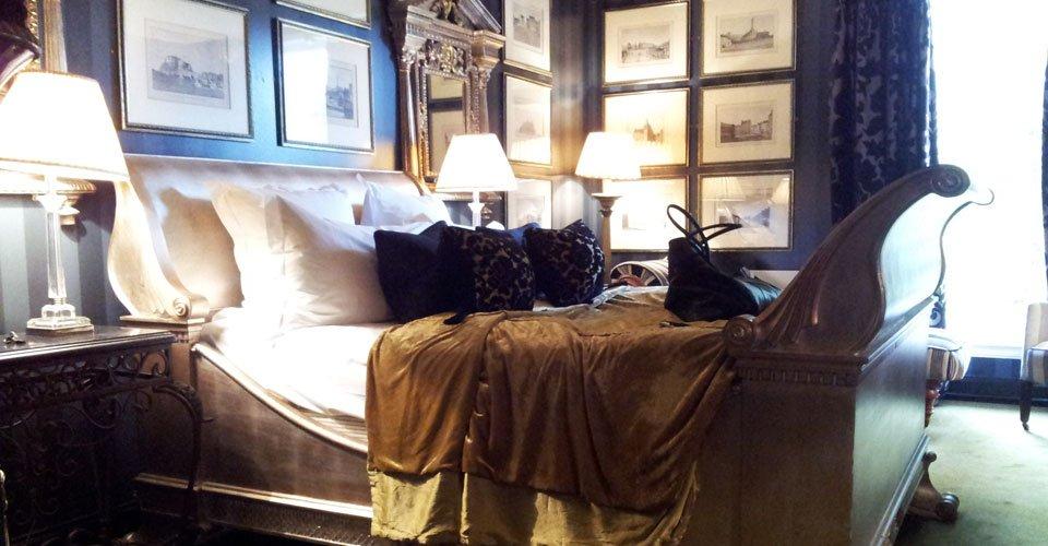 Prestonfield  Luxury Hotel In Edinburgh  Les Deux Messieurs