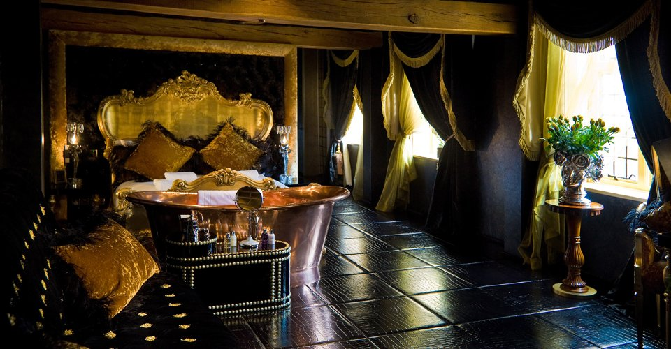 Crazy Bear  Luxury Hotel in Beaconsfield  Review by les
