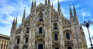 Italie du Nord 2015 – Milan