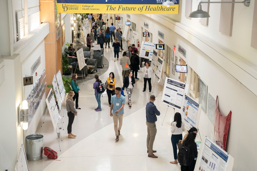 hall of students research
