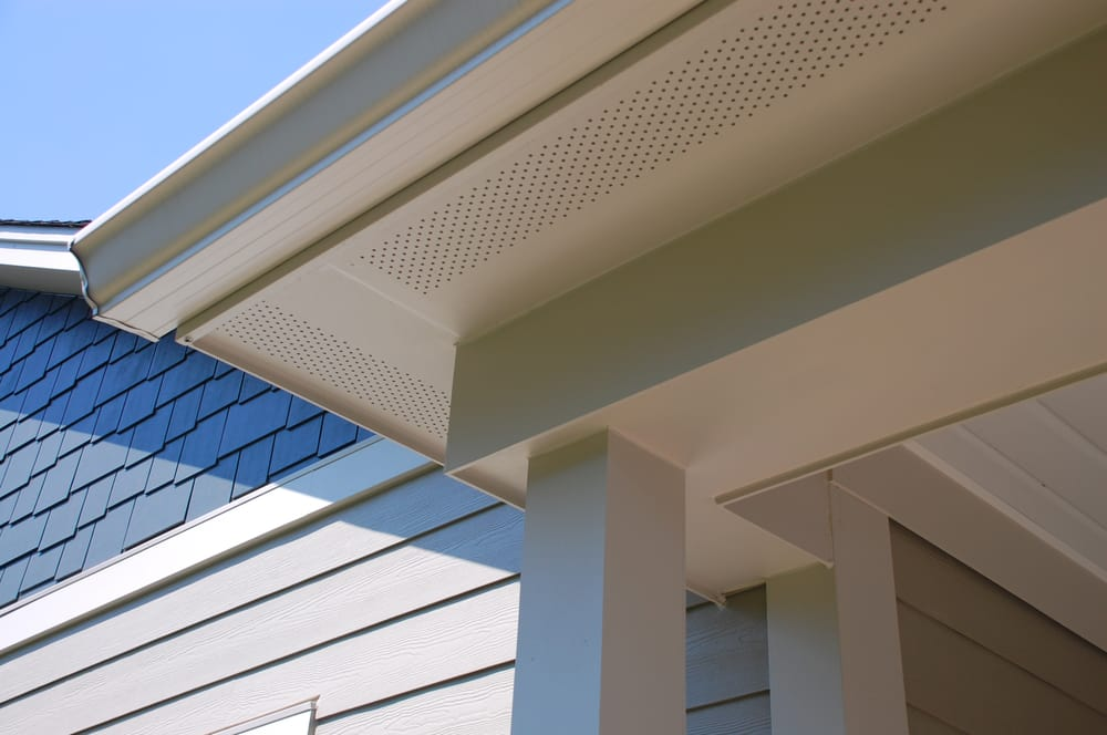 HardieSoffit Panels with ColorPlus Technology