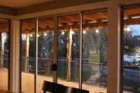 10' Wide Silver Aluminum Sliding Doors by Milgard