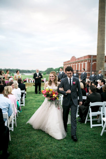 Allie Spillyards And Blake Hanson S Kate Spade Inspired North Texas Wedding Captured By Charla