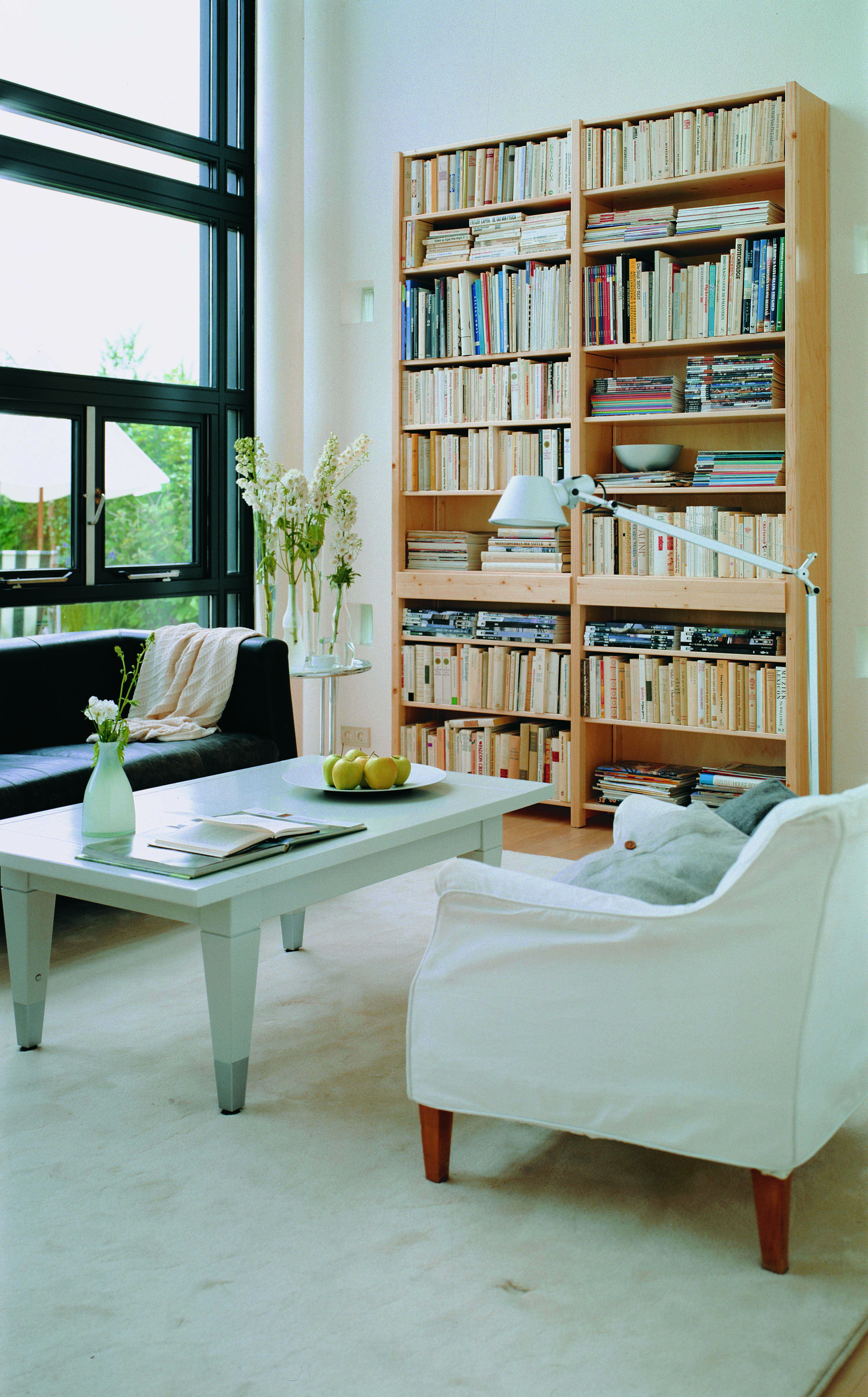 lundia le mobilier modulable bibliotheques