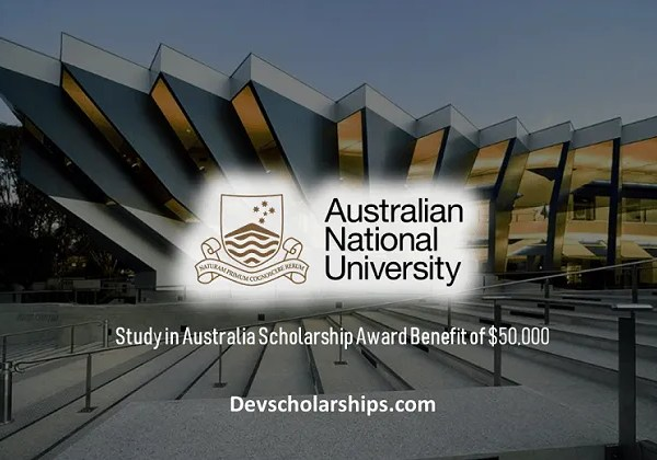 Australian National University Masters in Applied Epidemiology Scholarship, 2019
