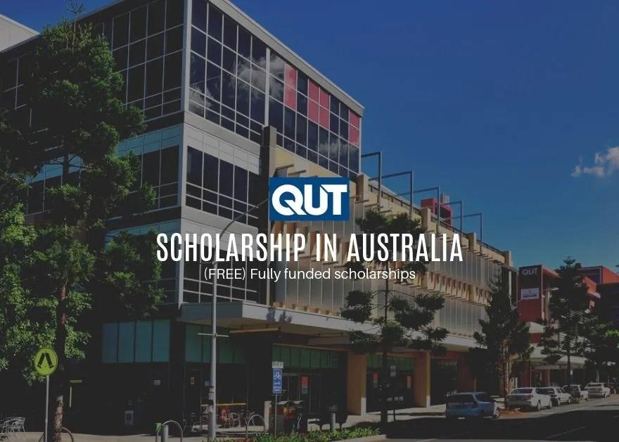 QUT Accountancy Accelerate International Scholarship in Australia, 2019
