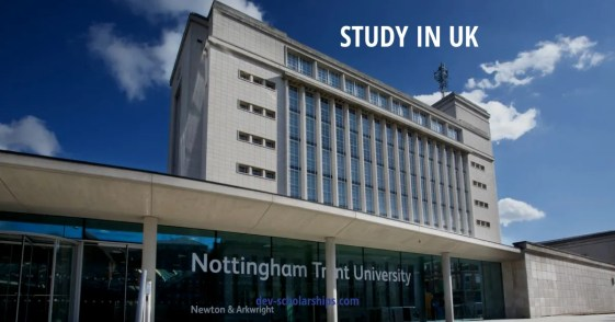 Nottingham International Undergraduate Full Tuition Fee Scholarships in UK