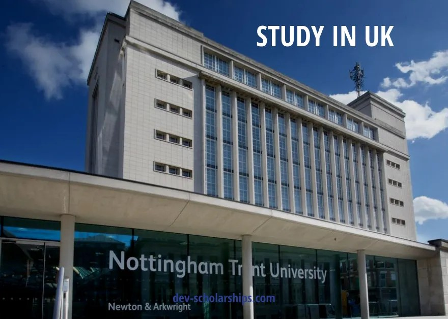 Nottingham International Undergraduate Full Tuition Fee Scholarships in UK