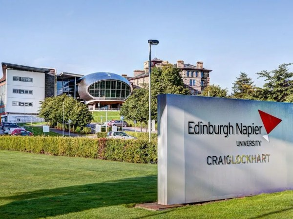African Scholarships in the UK at Edinburgh Napier University, 2019-2020