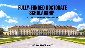 Fully-Funded Doctorate Scholarship at Leipzig University in Germany