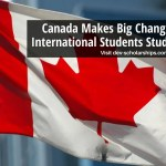 Canada Makes Big Changes to Help International Students Study in Canada