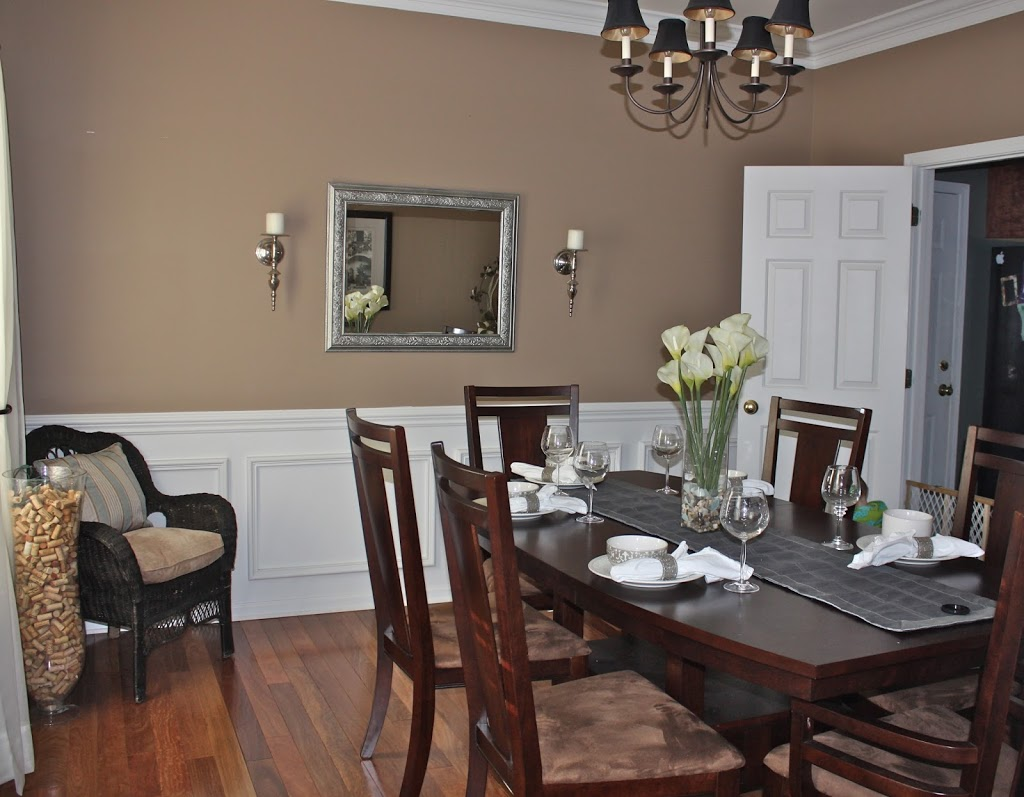 dining room home office. Then I Went Through A Gray And Plum Phase- Hmmmm\u2026 Dining Room Home Office Y