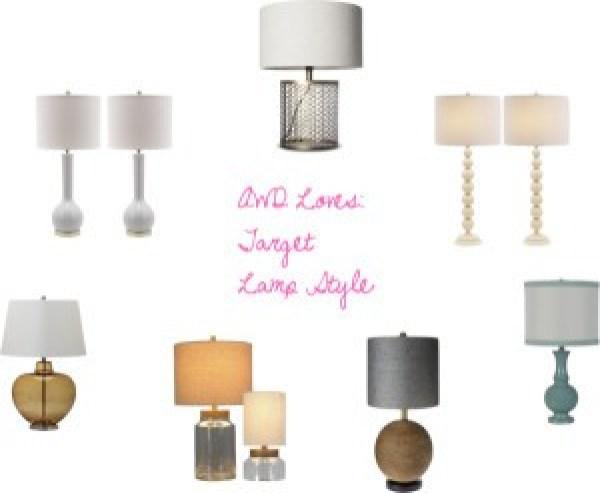 Target Lamp Styles
