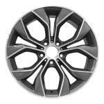 Bmw X3 2015 19 Oem Bmw Style 608 Front Wheel Rim Bmw Wheels
