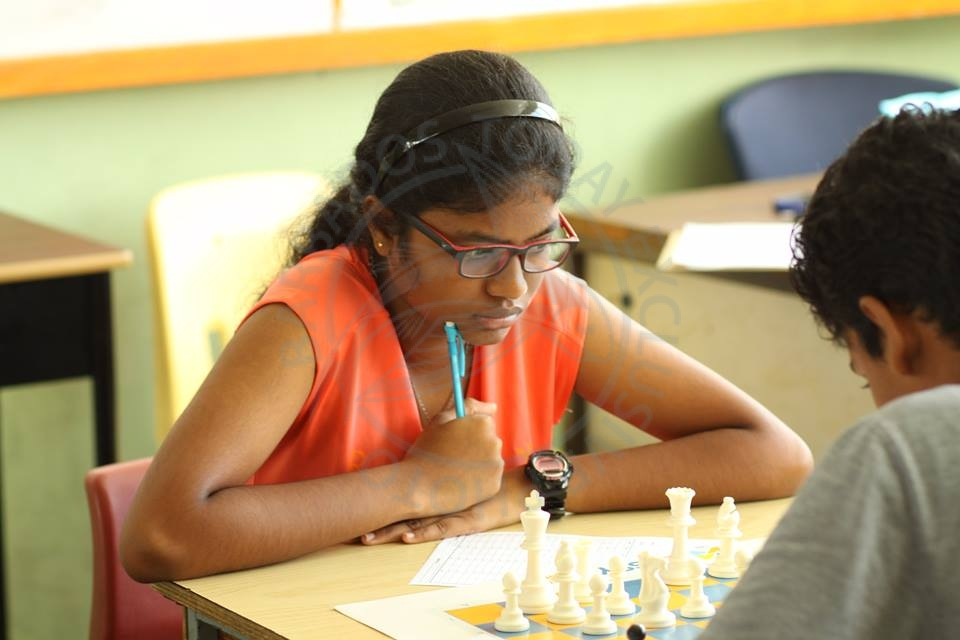 HC dominate schools' chess